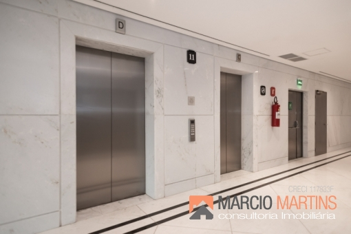Patio Victor Malzoni - Torre A - Salas 9 - 11 - 14-15