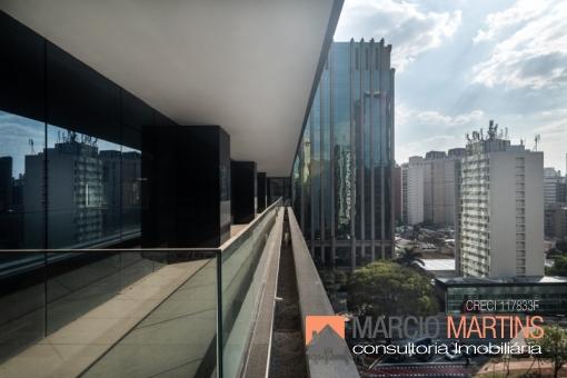 Patio Victor Malzoni - Torre A - Salas 9 - 11 - 14-4