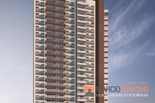Apartamento lançamento de médio Padrão No Jd. Prudência