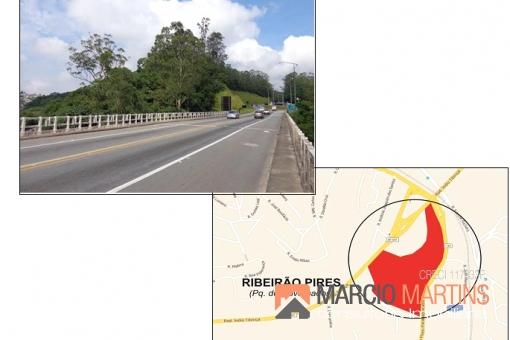 Área em Ribeirão Pires