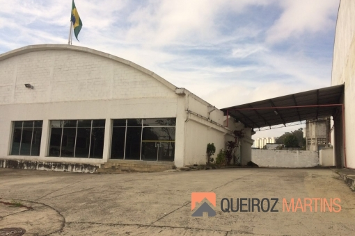 Galpão Industrial em São Bernardo do Campo